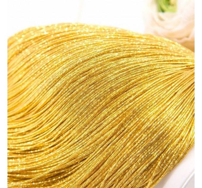 Трунцал, 0,7 мм, желтое золото (5 гр)