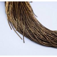 Трунцал, 0,7 мм, античное золото (5 гр)