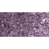 Бисер Preciosa 10/0 №01221 Прозрачный светло-сиреневый , 1 сорт (50 гр)