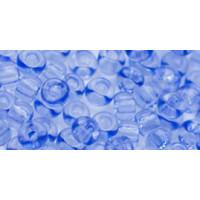 Бисер Preciosa 10/0 №01231 Прозрачный светлый сапфир , 1 сорт (50 гр)