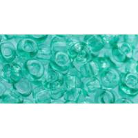 Бисер Preciosa 10/0 №01264 Прозрачный нежно-бирюзовый, 1 сорт (50 гр)