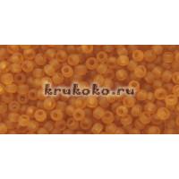 Бисер Toho 11/0 Прозрачный морозный топаз (TR-11-2CF)