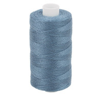 Micron Нить джинсовая 20s/3, №313 серо-синяя