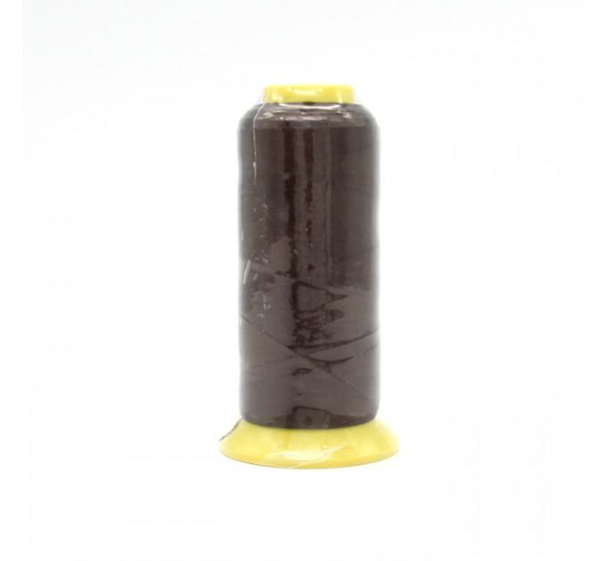 Micron Нить капроновая 300D/3, №496 т.коричневая