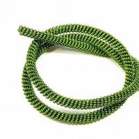 Канитель витая спираль, 3мм, цвет салатовый (5 гр)