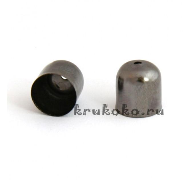 Колпачок-концевик, ВД 9мм, черный