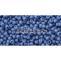 Бисер Toho 11/0 Полуматовый светло-синий